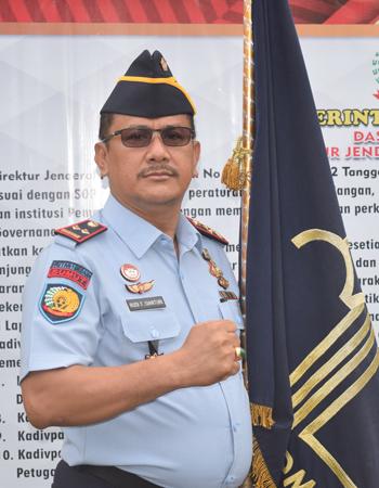 Rudy Fernado Sianturi, AMd.IP, SH